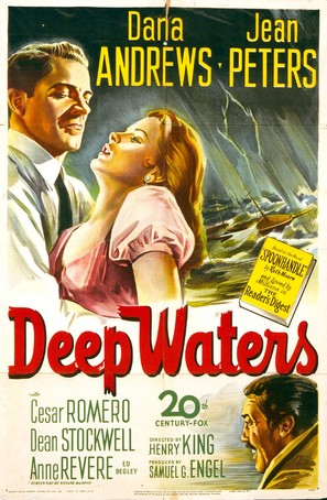 Deep Waters - Movie Poster (thumbnail)
