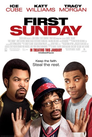 First Sunday - Movie Poster (thumbnail)