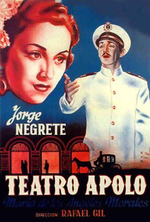 Teatro Apolo - Spanish Movie Poster (thumbnail)