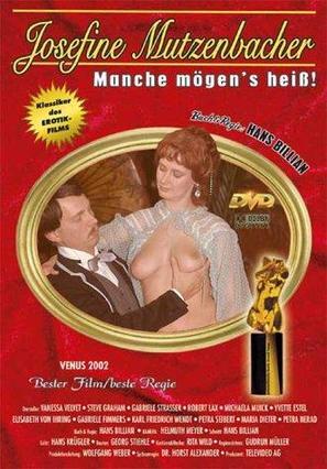 Aus dem Tagebuch der Josefine Mutzenbacher - German DVD movie cover (thumbnail)