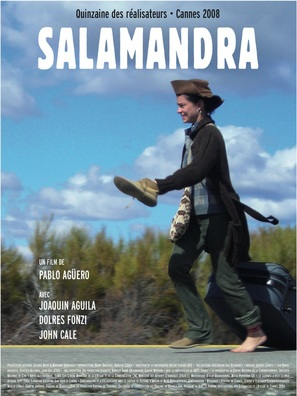 Salamandra - French Movie Poster (thumbnail)