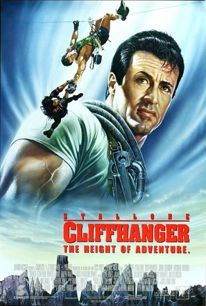 Cliffhanger - Movie Poster (thumbnail)