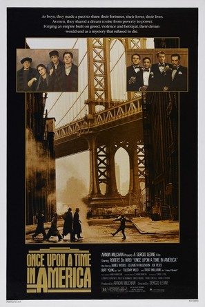 Once Upon a Time in America - Movie Poster (thumbnail)