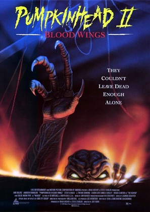 Pumpkinhead II: Blood Wings - Movie Poster (thumbnail)