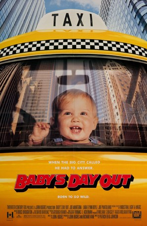 Baby's Day Out - Movie Poster (thumbnail)