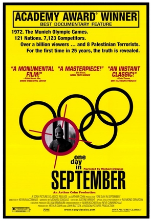 One Day in September - Movie Poster (thumbnail)