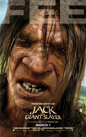 Jack the Giant Slayer - Movie Poster (thumbnail)