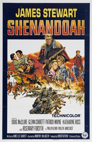 Shenandoah - Movie Poster (thumbnail)