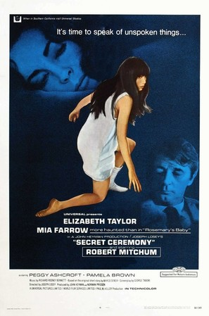 Secret Ceremony - Movie Poster (thumbnail)