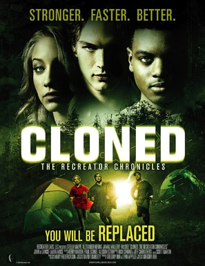 CLONED: The Recreator Chronicles - Movie Poster (thumbnail)