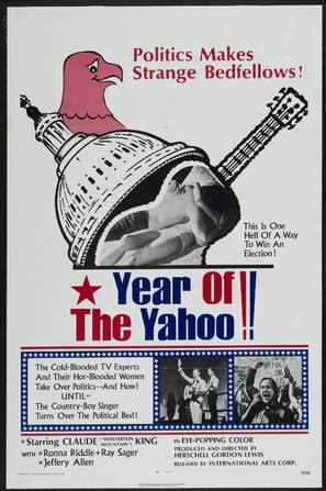 Year of the Yahoo! - Movie Poster (thumbnail)