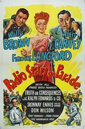 Radio Stars on Parade - Movie Poster (thumbnail)