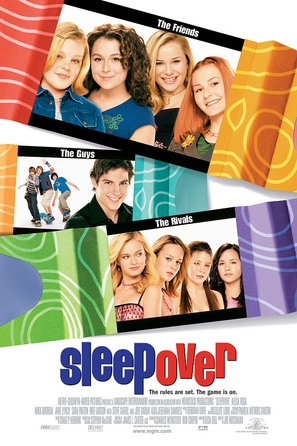 Sleepover - Movie Poster (thumbnail)