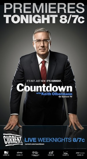"""""""Countdown w/ Keith Olbermann"""" - Movie Poster (thumbnail)"""