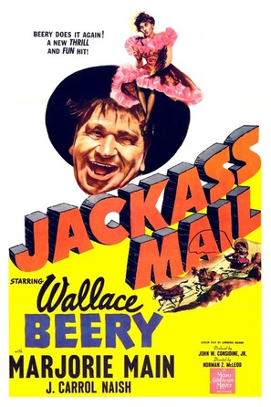 Jackass Mail - Movie Poster (thumbnail)