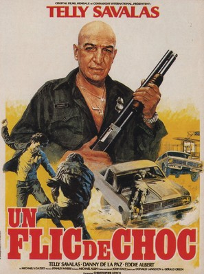 The Border - French Movie Poster (thumbnail)