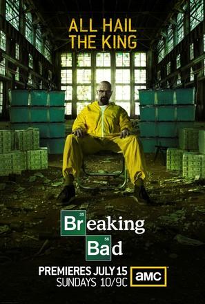 """Breaking Bad"" - Movie Poster (thumbnail)"