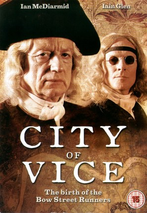 """City of Vice"" - DVD movie cover (thumbnail)"