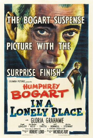 In a Lonely Place - Movie Poster (thumbnail)