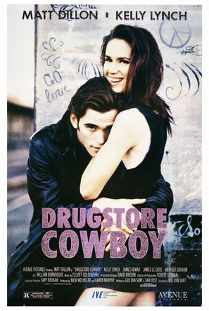 Drugstore Cowboy - Movie Poster (thumbnail)