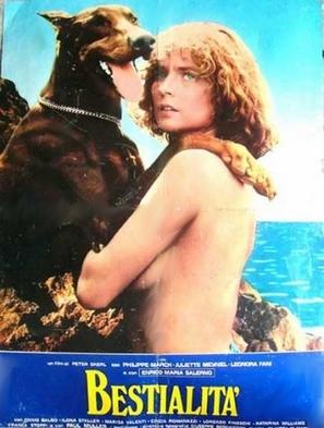 Bestialità - Italian Movie Poster (thumbnail)