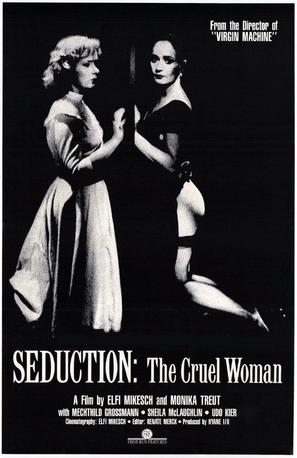 Verführung: Die grausame Frau
