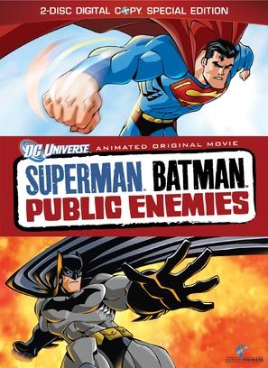 Superman/Batman: Public Enemies - Movie Cover (thumbnail)