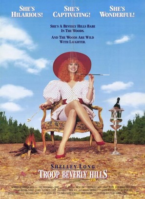 Troop Beverly Hills - Movie Poster (thumbnail)