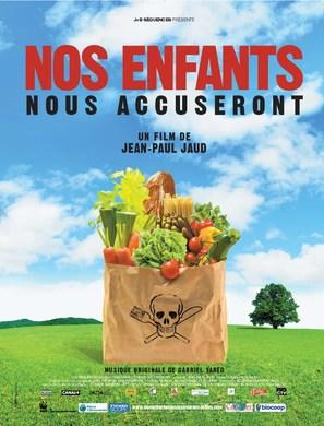Nos enfants nous accuseront - French Movie Poster (thumbnail)