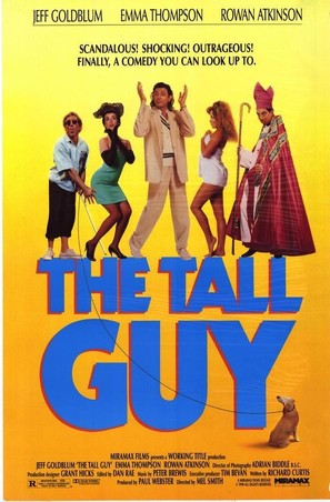 The Tall Guy - Movie Poster (thumbnail)