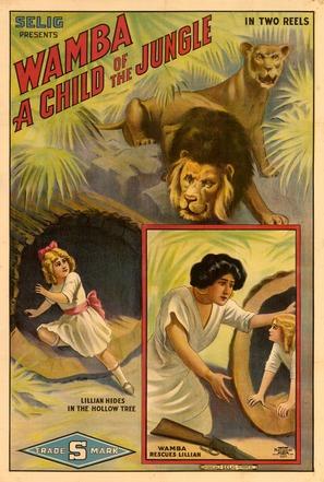 Wamba, a Child of the Jungle - Movie Poster (thumbnail)