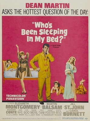 Who's Been Sleeping in My Bed? - Movie Poster (thumbnail)