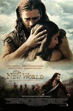 The New World - Movie Poster (thumbnail)
