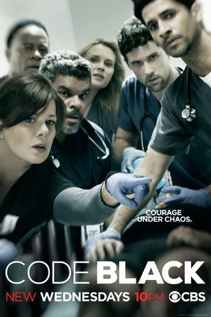 """Code Black"" - Movie Poster (thumbnail)"