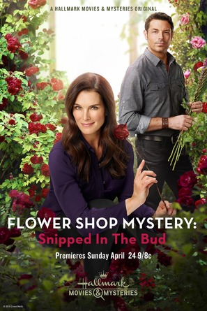 Flower Shop Mystery: Snipped in the Bud - Movie Poster (thumbnail)