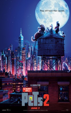 The Secret Life of Pets 2 - Movie Poster (thumbnail)