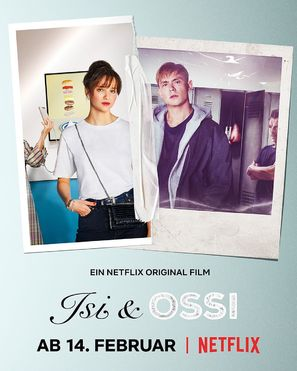 Isi & Ossi - German Movie Poster (thumbnail)