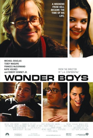 Wonder Boys - Movie Poster (thumbnail)
