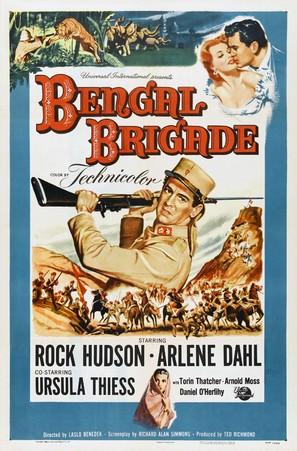 Bengal Brigade - Movie Poster (thumbnail)