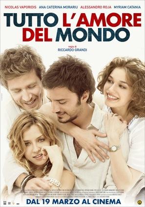 Tutto l'amore del mondo - Italian Movie Poster (thumbnail)
