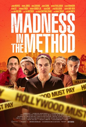 Madness in the Method - Movie Poster (thumbnail)