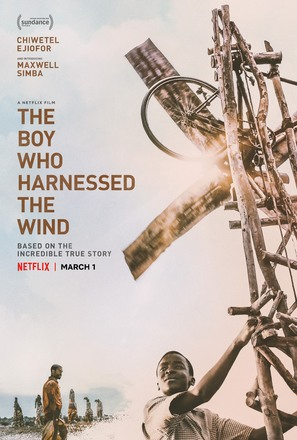 The Boy Who Harnessed the Wind - Movie Poster (thumbnail)