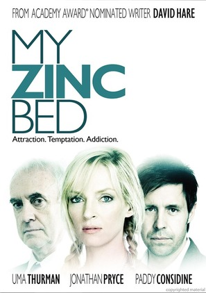 My Zinc Bed - Movie Cover (thumbnail)
