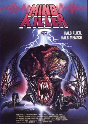 Mindkiller - German Movie Poster (thumbnail)