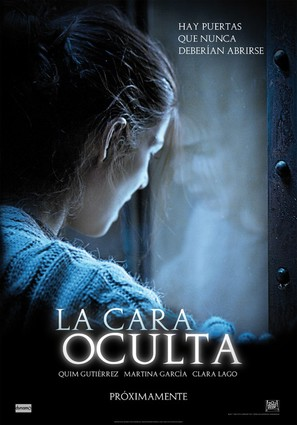 La cara oculta - Spanish Movie Poster (thumbnail)