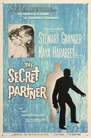 The Secret Partner - Movie Poster (thumbnail)