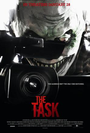 The Task - Movie Poster (thumbnail)