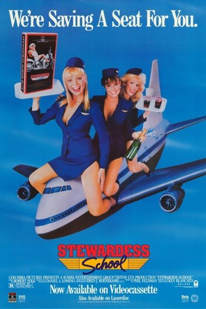 Stewardess School - Movie Poster (thumbnail)