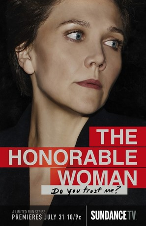 """The Honourable Woman"" - Movie Poster (thumbnail)"