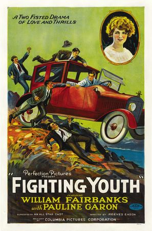 Fighting Youth - Movie Poster (thumbnail)